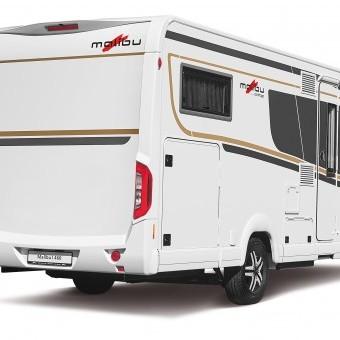 Malibu I460 Slovenia Camper